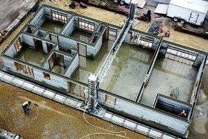 ARCS Robot claims to build world's largest 3D printed home