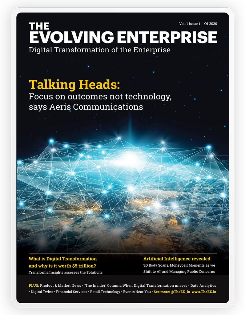 The Evolving Enterprise: New digital transformation title Out Now