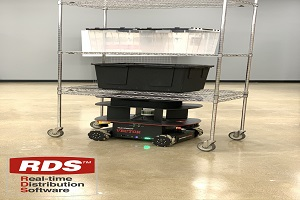 Numina and Waypoint Robotics launch autonomous batch cart order fulfilment
