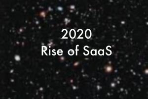 Rise of SaaS