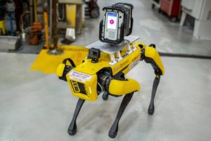 Ford tries scouting factories with 4-legged robots, saving time and money