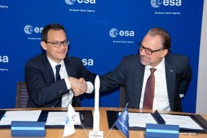 ESA explores above-ground forest biomass from space