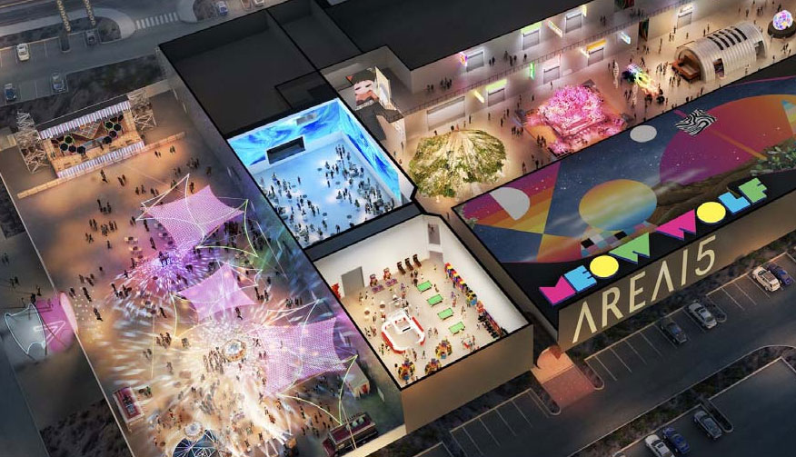 Reinventing retail: Intel and AREA15 bring experiential retail to life in Las Vegas