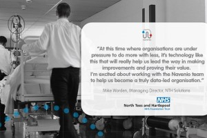 UK National Health Service trust to use location tech to transform service lines