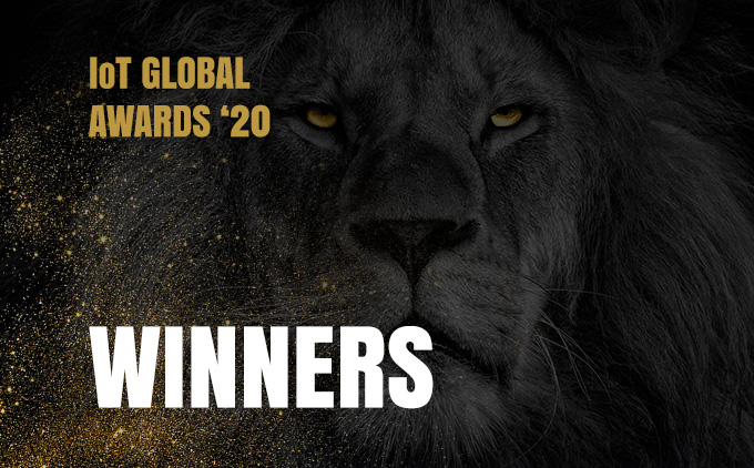 The Winners of the 2020 IoT Global Awards are…