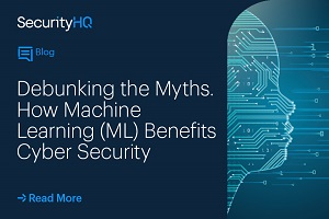 Debunking the myths: How machine learning benefits cyber security