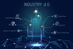 Industry 4.0 will start with the self-driving network