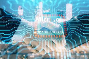 MicroAI and Silicon Labs to deploy edge-native AI