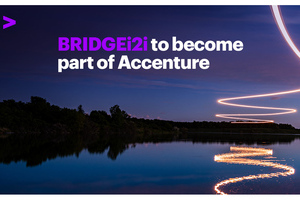 Accenture to acquire BRIDGEi2i, expanding data science, ML and AI-powered insights